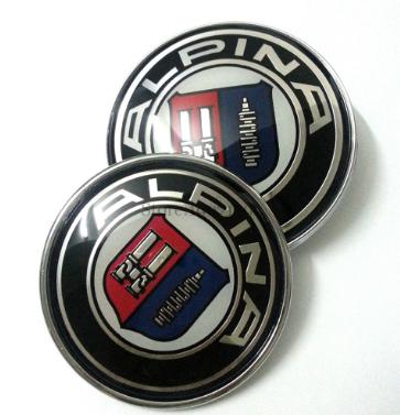 Alpina-logo-front-hood-3