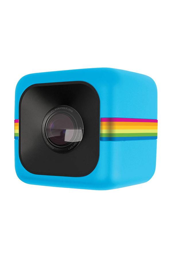 Polaroid Cube Lifestyle Action Camera (Blue)