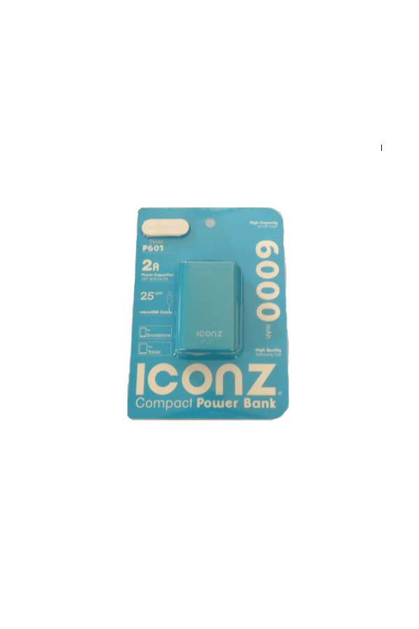 Iconz IMN-PB601L Power Adapter Blue