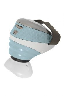 HoMedics CELL-100 Cellulite Massager with Three Massage Attachments and Heat