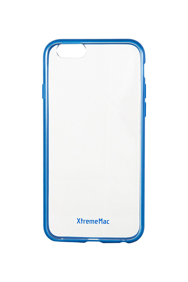 """ XtremeMac Microshield Accent Protective Case for Apple iPhone 6 / 6S blue"""