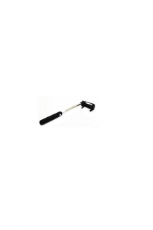 ICONZ Mini Bluetooth Selfie Stick Rubberized Black
