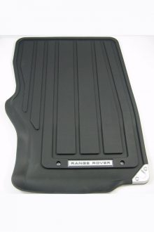 Land Rover Sport LHD All Weather Rubber Floor Mats Set Genuine New
