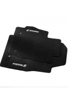 OEM Mazda 2 Accessory Carpet Floor Mats