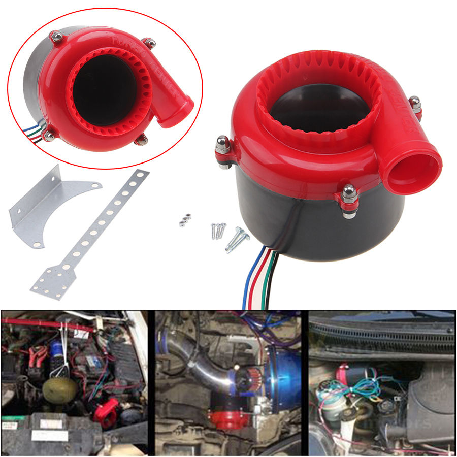 WLRING STORE- Universal Auto parts car fake dump Valve electronic turbo blow off valve sound blow off analog sound bov WLR9632″