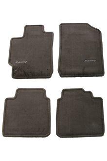 Genuine Toyota Accessories PT206-32100-45 Custom Fit Carpet Floor Mat - (Gray)