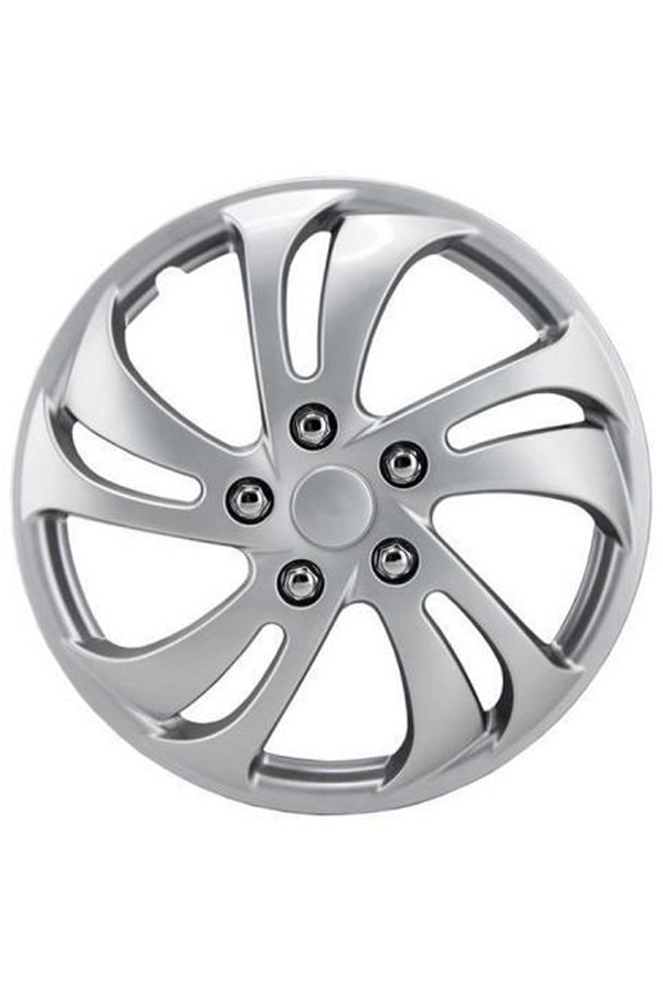 14″ Silver Sport Wheel Cover 4 pack