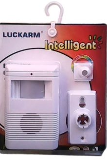 LUCKARM Intelligent Electronic Guest-Saluting Doorbell