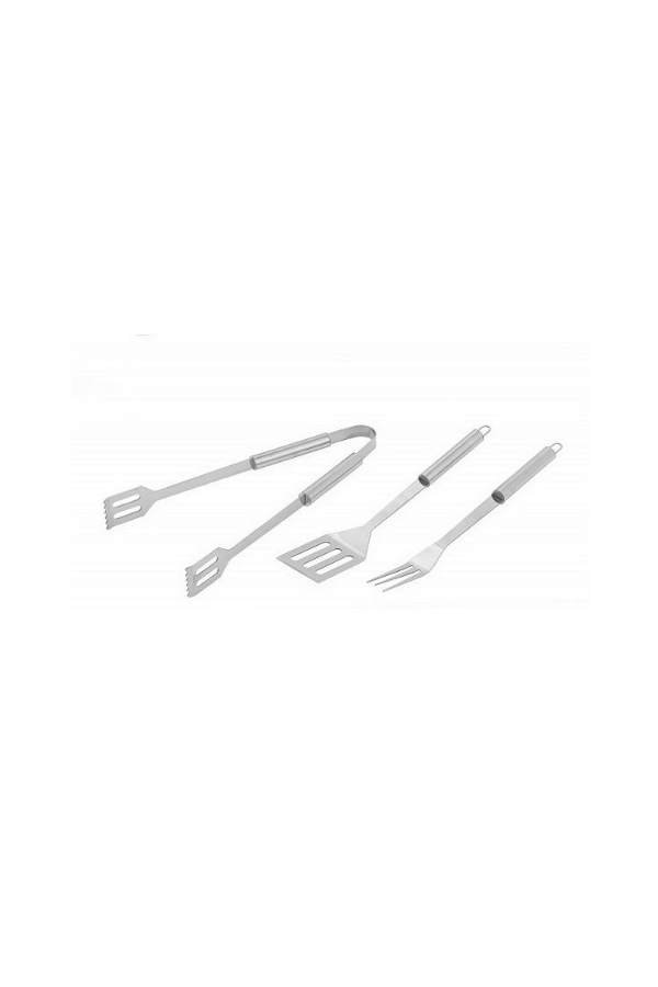tainless Steel affordable set of 3 BBQ
