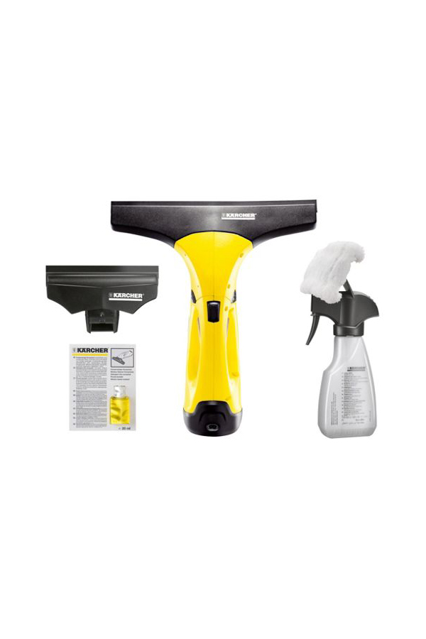 Karcher WV5 Premium Window Vac Set with Charging Station & Replacement Battery