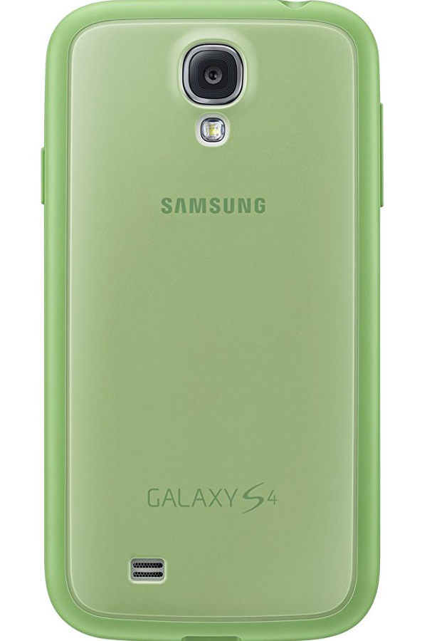 hot sale online 837e4 d4097 Samsung Protective Bumper Cover Plus Case for Galaxy S4 (Green)